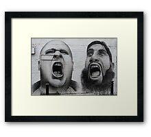 Brick Lane 17/5/12 pt 5 Framed Print