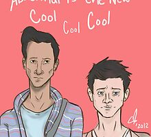 Abnormal is the new cool by ArtistbyTrade
