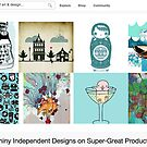 22 May 2012 by The RedBubble Homepage
