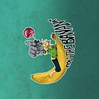 Edward Elric Ride the Banana by KrisKenshin