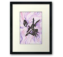 Mr. Rabbit Framed Print
