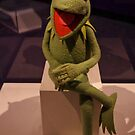 The One And Only Kermit The Frog  by Jeannie  Mazur