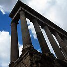 """""""The Temple of Saturn"""" by mls0606"""