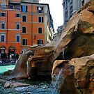 """The Trevi Fountain II"" by mls0606"