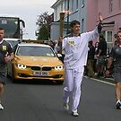 The Olympic Torch comes to Babbacombe by lezvee