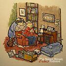 Sherlock, John, & The Baker Street Babes 2 by BakerStBabes