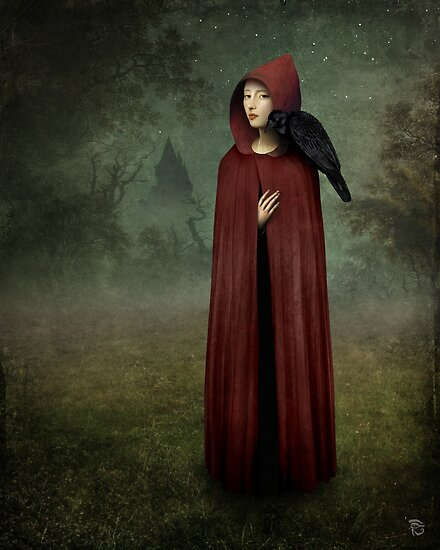 Behind the Leaves by ChristianSchloe