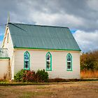 a little church somewhere by aurelie k