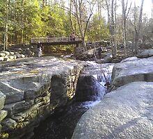 Minnewaska state preserves, NY by markhadafairday