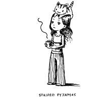 Striped pyjamas by freeminds