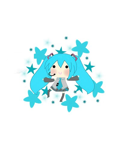 Happy Hatsune by HappyApple
