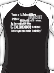 Coulson.. son of cool  T-Shirt