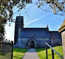 St Owain's Church, Ystradowen by Paula J James