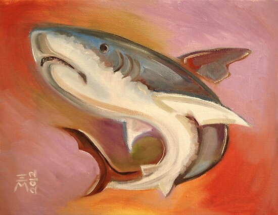 Pretty Shark by Ellen Marcus
