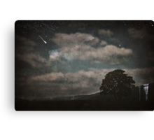 Nightfall in Middle-Earth Canvas Print