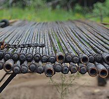 Pipe Rest by Kelly Kitchens