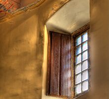 Window Light by Bob Christopher