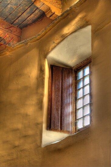Window Light by Bob Christopher