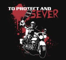 To Protect & Sever by ikaszans