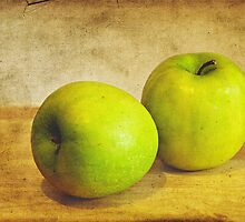 Green Apples by Katayoonphotos