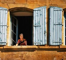 Bonjour Provence! by Mieke Boynton
