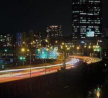 Philadelphia - I76 by John Brady