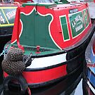 Canal Boats, Birmingham by Jane McDougall