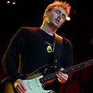 Mike McCready of Pearl Jam by mickmuise