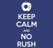 KEEP CALM and no rush by Golubaja