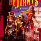 Deviants by Martin Millar