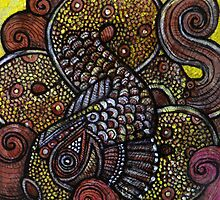 Fish Knot II by Lynnette Shelley