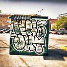 Garbage by Adam Northam