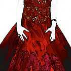 Red Dress by elainemarie999