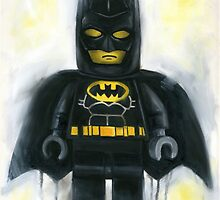 lego Batman... by Deborah Cauchi