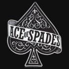 ace of spades by artvagabond