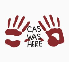 Castiel was here (handsy) by helio67