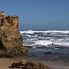 London Bridge Beach, Mornington Peninsula by mosaicavenues