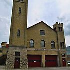 The Old Fire Station by Dlouise