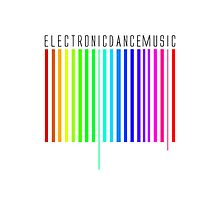ElectronicDanceMusic Photographic Print