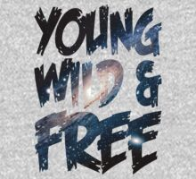 Young Wild and Free by beone