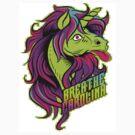 Breathe Carolina-Unicorn(white splotch) by mirra96