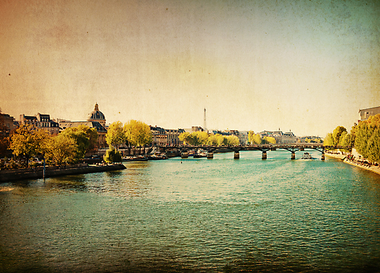 old-fashioned Paris Vintage by ilolab