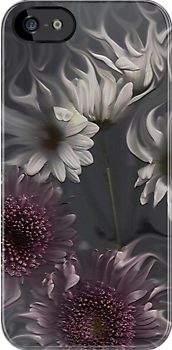 iPhone Case of painting...Ramble on... by linmarie