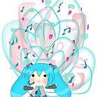 Happy Hatsune (Design 2) by HappyApple