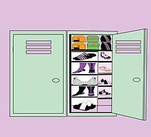 Foot-locker Tee by ChristianBell
