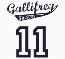 Gallifrey All-Stars: Eleven (alt) by twig3721