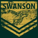 Swanson Hardcore Outdoor Club by Mister Pepopowitz