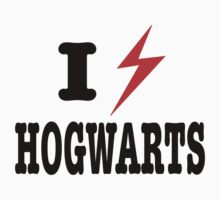 I Love Hogwarts by semperone