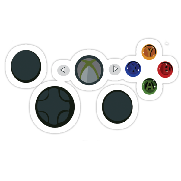 Xbox 360 Controller by nowtfancy