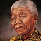 Mandela by Martha Mitchell